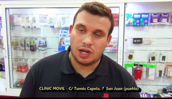 CLINIC MOVIL REPARACION DE MOVILES EN 30 MINUTOS, PARA ALICANTE Y PROVINCIA