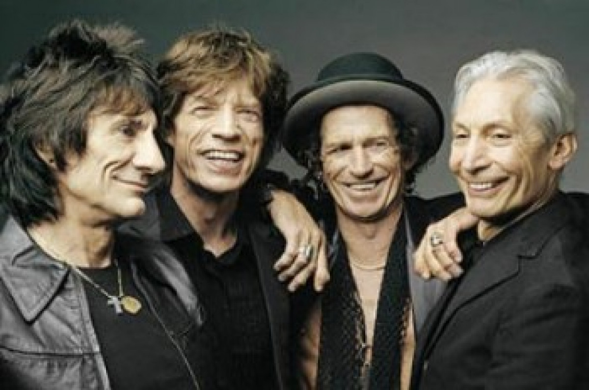 The rolling stones 350x232