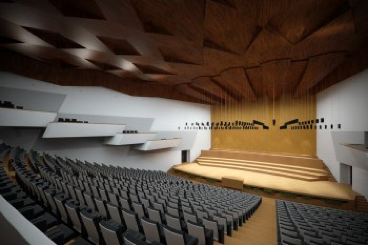 ADDA NUEVO AUDITORIO ALICANTE.ADDA NEW AUDITORIUM ALICANTE. 1024x682 350x233