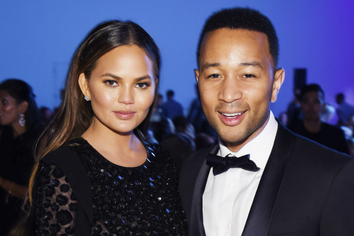 Chrissy teigen Y john legend 2017