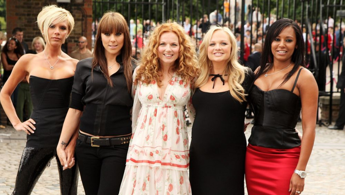 LAS SPICE GIRLS 2018