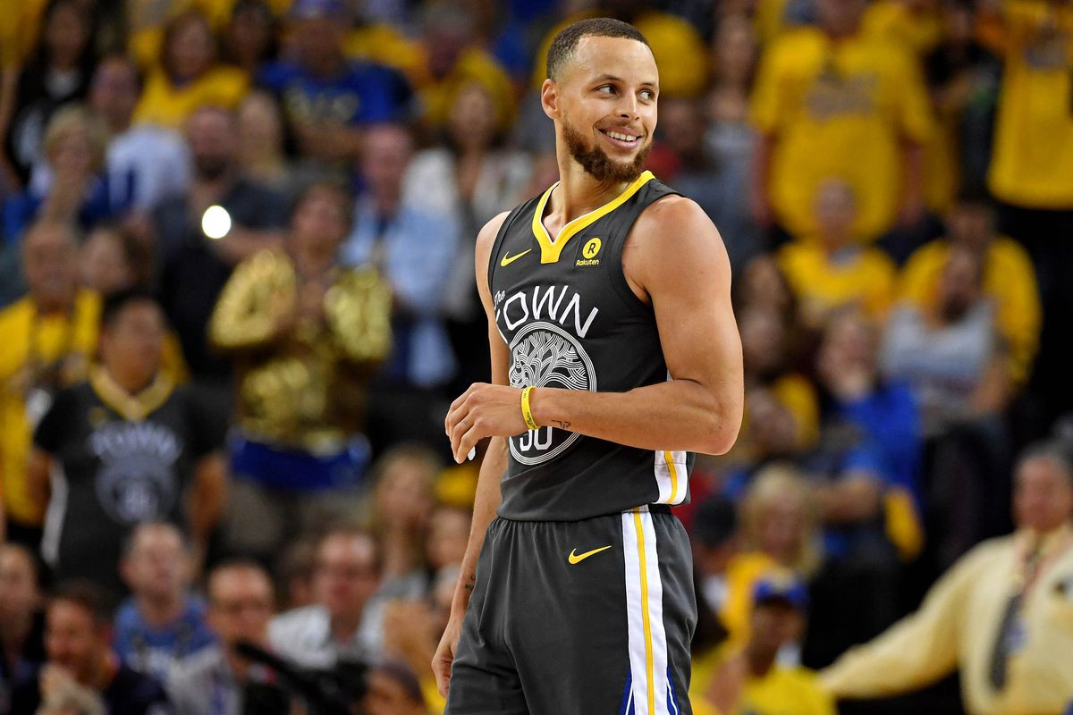 Stephen Curry 2018