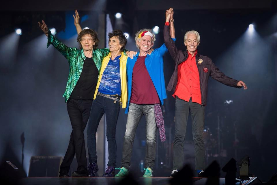 THE ROLLING STONES 2018
