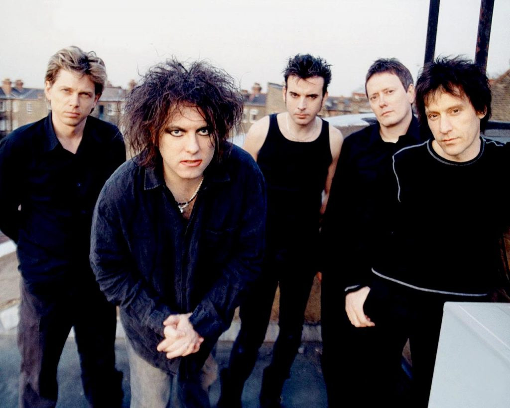 THE CURE 2018