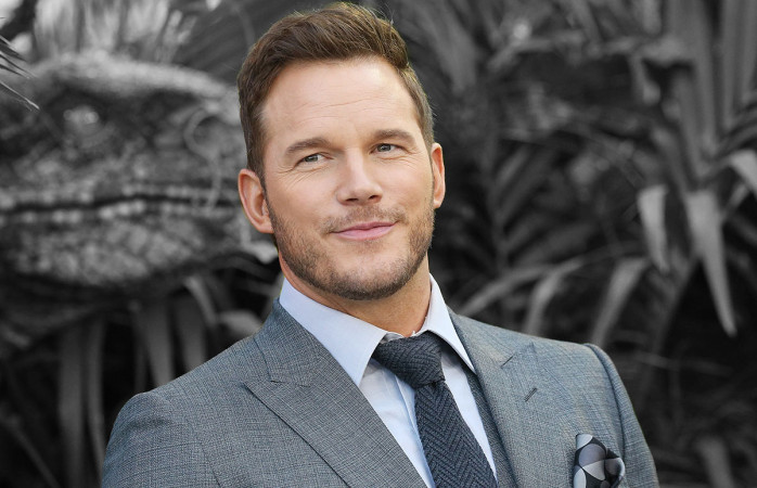Chris Pratt 2019
