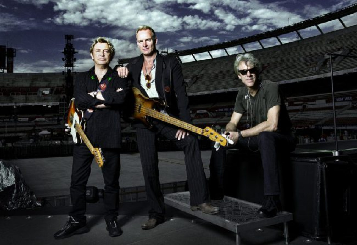 THE POLICE 2019