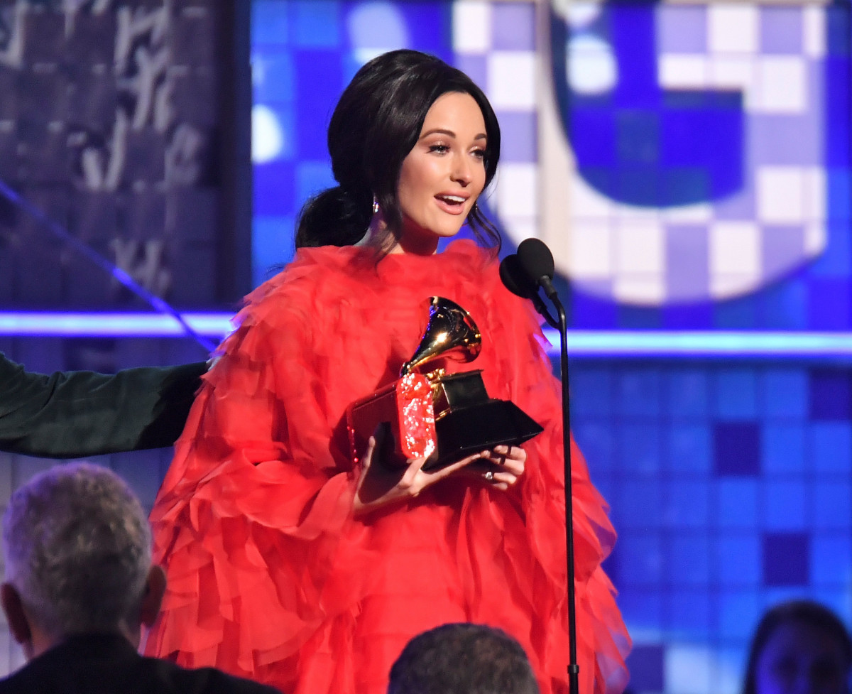 KACEY MUSGRAVES 2019 CEREMONIA GRAMMYS