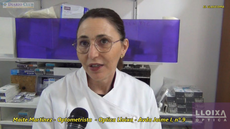 MAITE MARTINEZ OPTICA LLOIXA