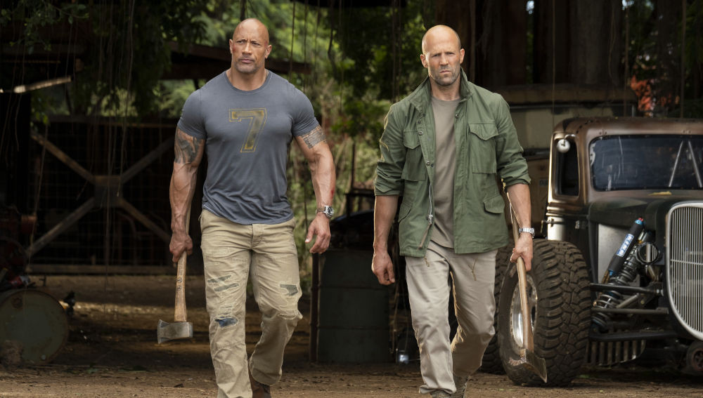 Fast and Furious Hobbs & Shaw 2019