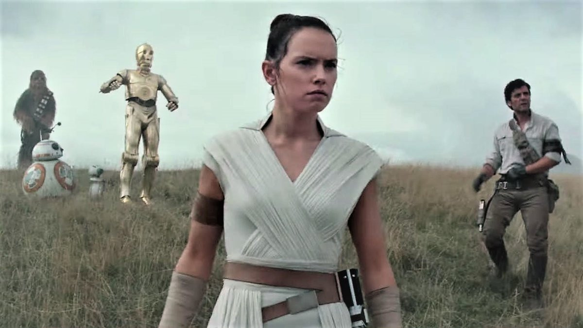 Star Wars The Rise Of Skywalker 2019
