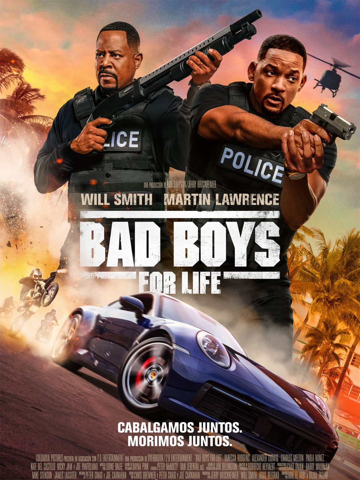 BAD BOYS FOR LIFE CARTEL WILL SMITH 2020
