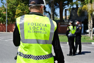 POLICIA LOCAL EL CAMPELLO 2020 CORONAVIRUS