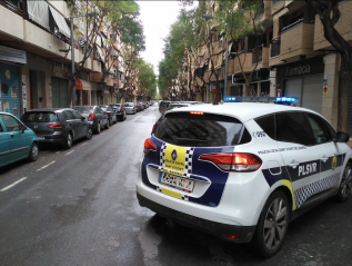 POLICIA LOCAL SAN VICENTE 2020 COCHE