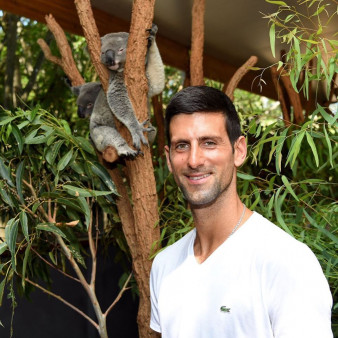 ​Novak Djokovic 2020