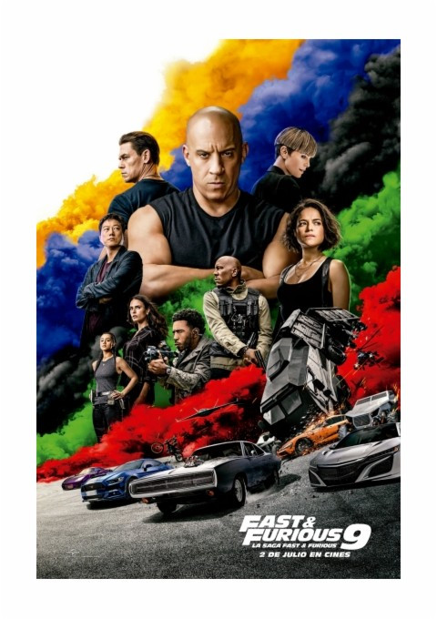 FAST AND FURIOUS 9 CARTEL