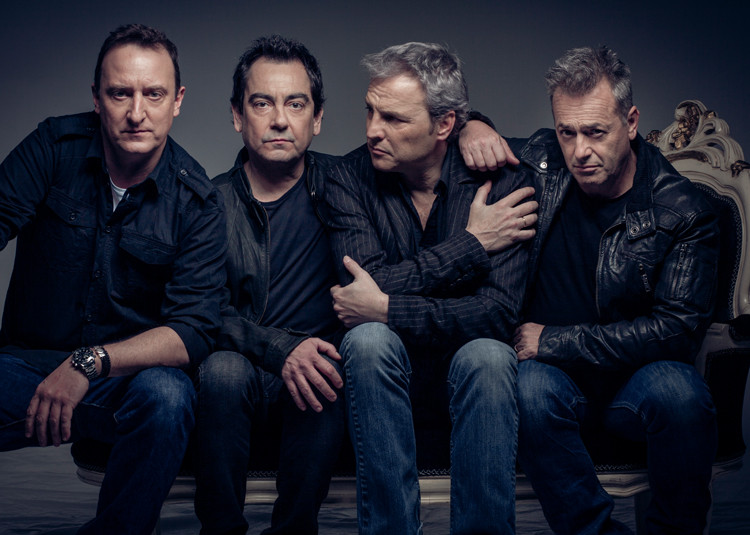 HOMBRES G 2021
